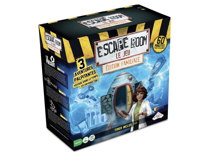 Gladius inc. Escape Room Voyage dans le Temps - Familiale