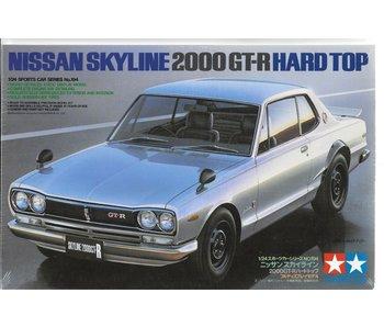 Tamiya Nissan Skyline 2000 Gt-R H.T. (1/24)