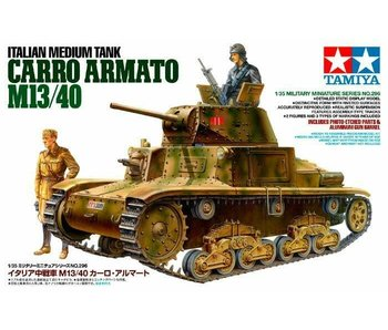 Tamiya Italian Medium Tank Carra Armato M13/40 (1/35)