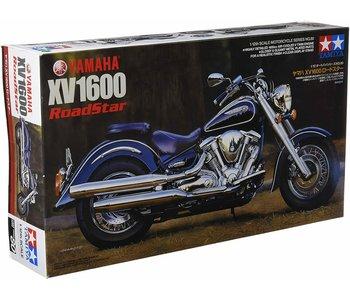Tamiya Yamaha Xv 1600 Road Star (1/12)