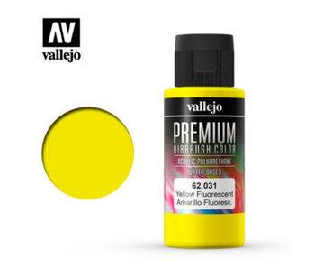 Premium Color - Fluo Yellow (60ml) (62.031)