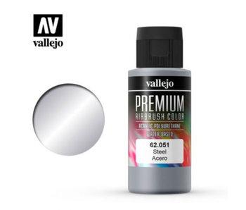 Premium Color - Steel (60ml) (62.051)