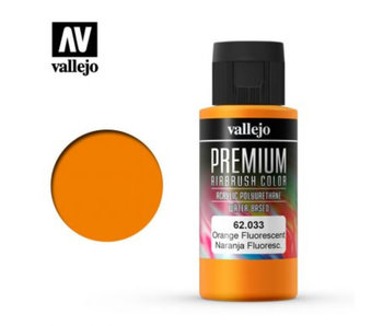 Premium Color - Orange Fluo (60ml) (62.033)