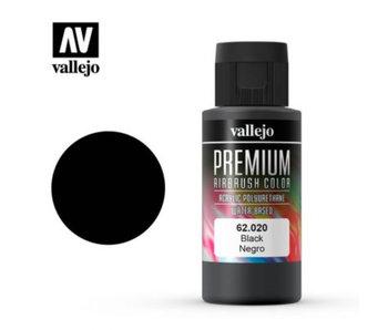 Premium Color - Black (60ml) (62.020)