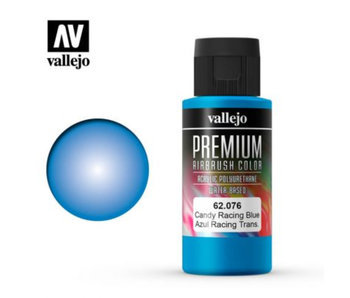 Premium Color - Candy Racing Blue (60ml) (62.076)