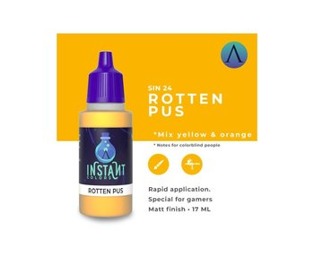 Scale Instant Color Rotten Pus (Sin-24) (17 ml)