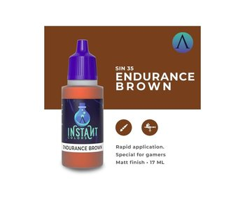 Scale Instant Color Endurance Brown (Sin-35) (17 ml)