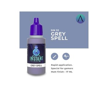 Scale Instant Color Grey Spell (Sin-32) (17 ml)