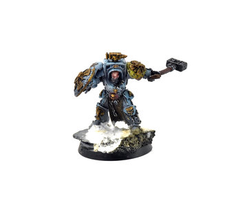 SPACE WOLVES Arjac Rockfist #1 PRO PAINTED 40k