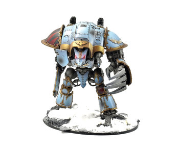 IMPERIAL KNIGHT Converted Space Wolves Knight #1 PRO PAINTED 40k