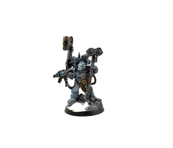 SPACE WOLVES Iron Priest #1 PRO PAINTED 40k