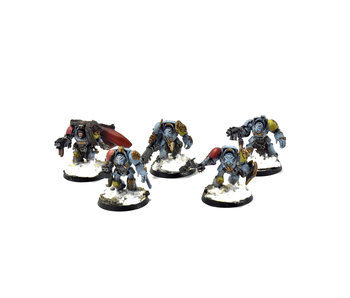 SPACE WOLVES Wolf Guard Terminator #1 PRO PAINTED 40k