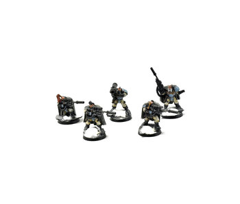 SPACE WOLVES Scouts with Sniper Rifles #1 PRO PAINTED 40k