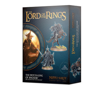 The Witch-King Of Angmar (PRE-ORDER)