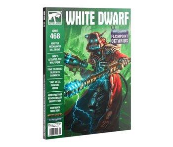 White Dwarf 468 (Sep-21) (English) (PRE-ORDER)