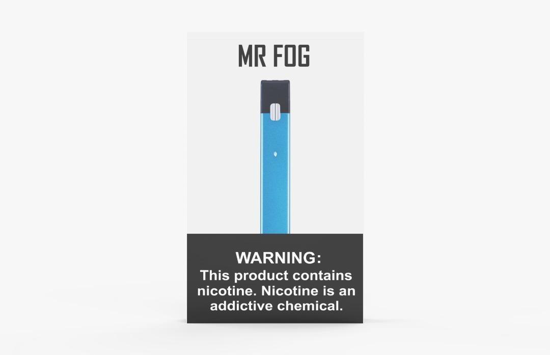 BLUE MR FOG DEVICE