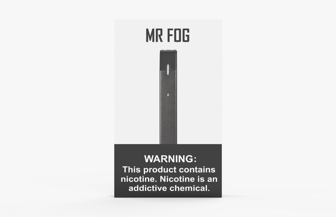 SLATE MR FOG DEVICE