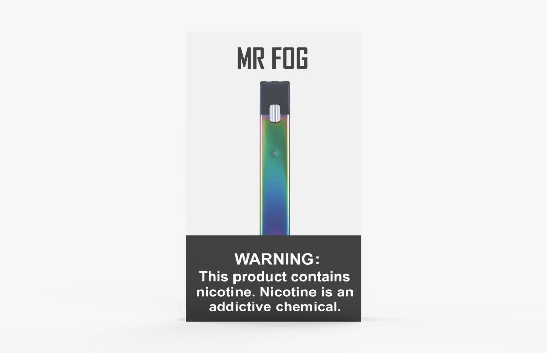 MULTI COLOR MR FOG DEVICE