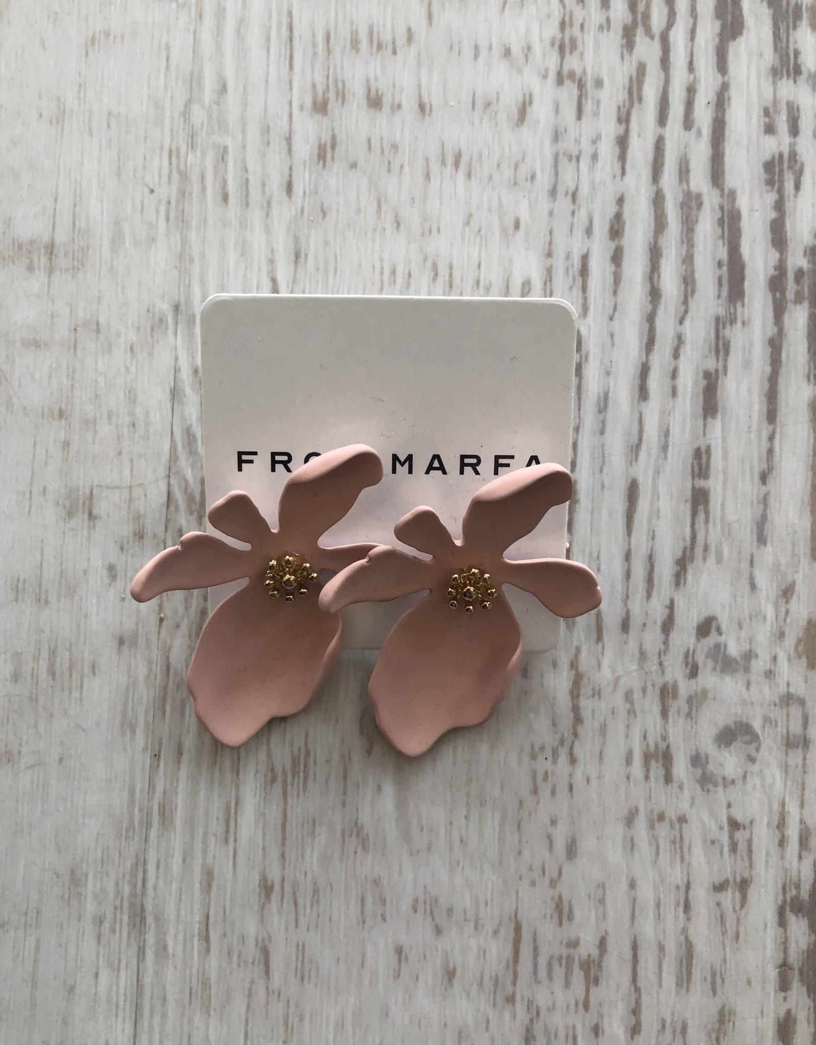 Gemelli Metal Flower