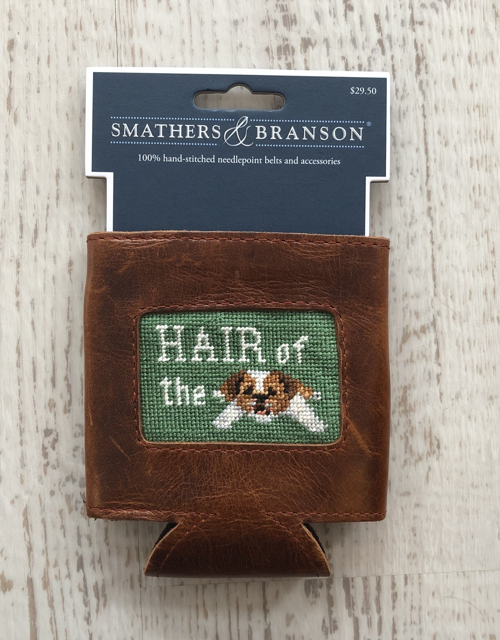 Smathers and Branson Can Cooler