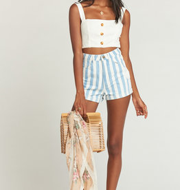 Show Me Your Mumu Raleigh Roll Up Shorts