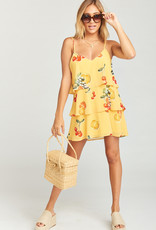 Show Me Your Mumu Suarez Ruffle Dress