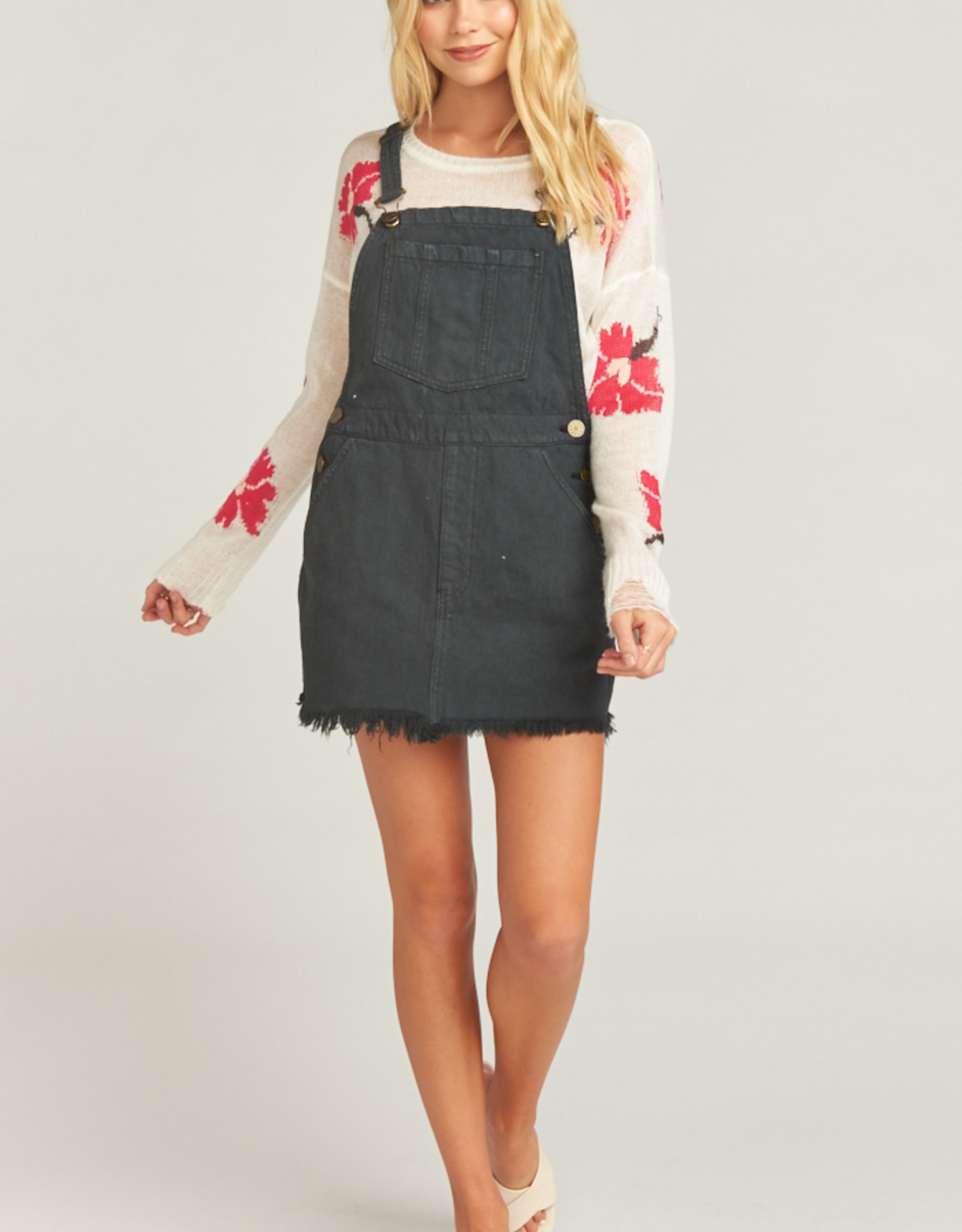 Show Me Your Mumu georgia overalls dress