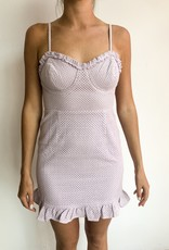 Lost + Wander Sweet Maggie Ruffle Dress