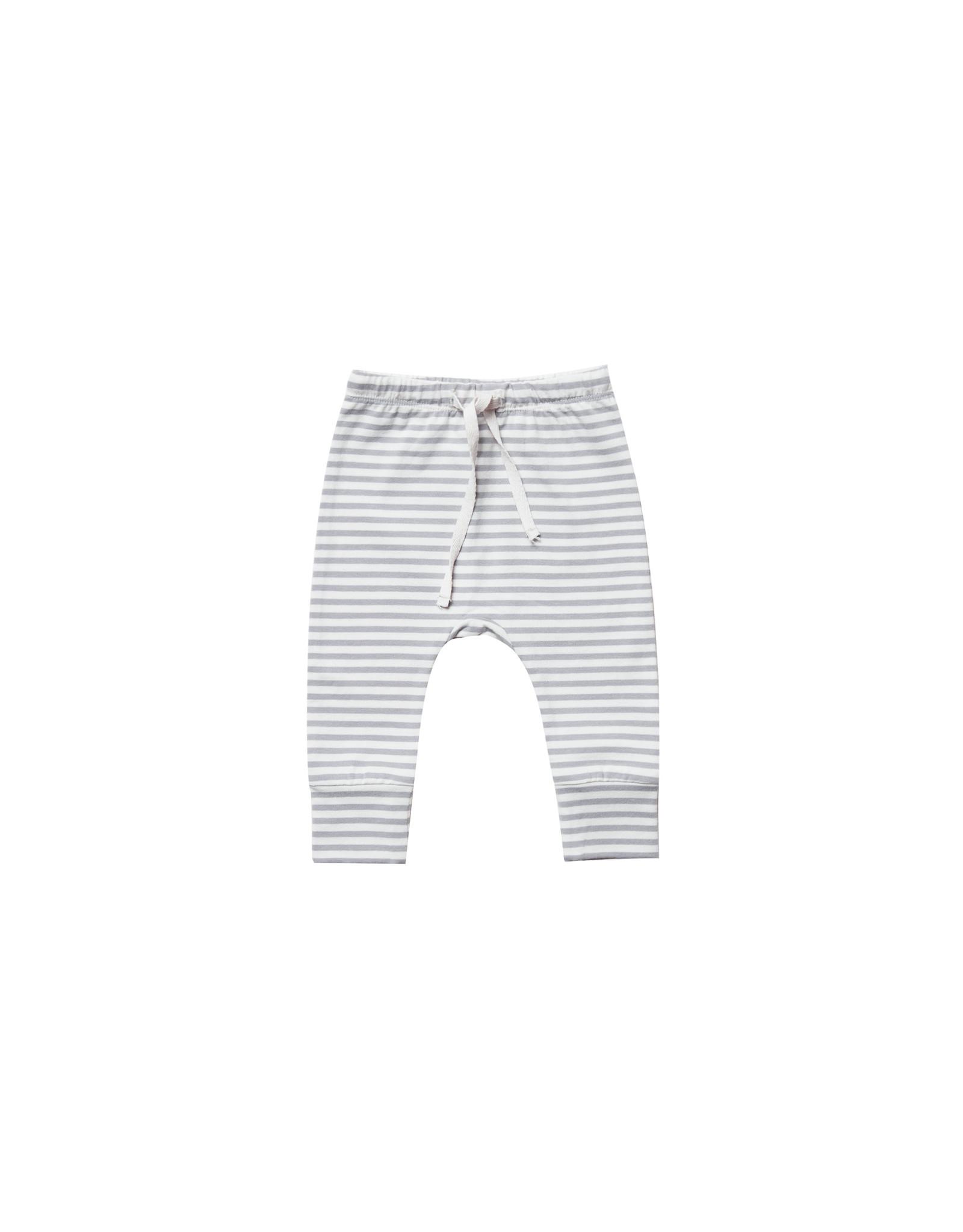Quincy Mae Striped Drawstring Pant