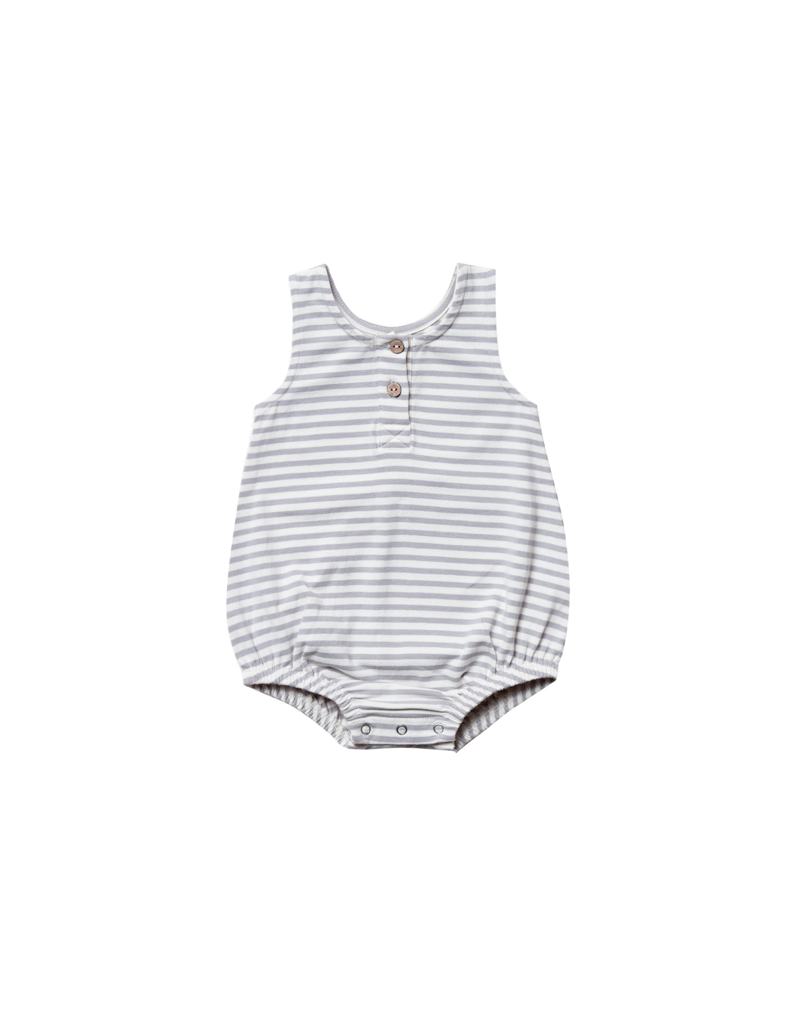 Quincy Mae Striped Sleeveless Bubble