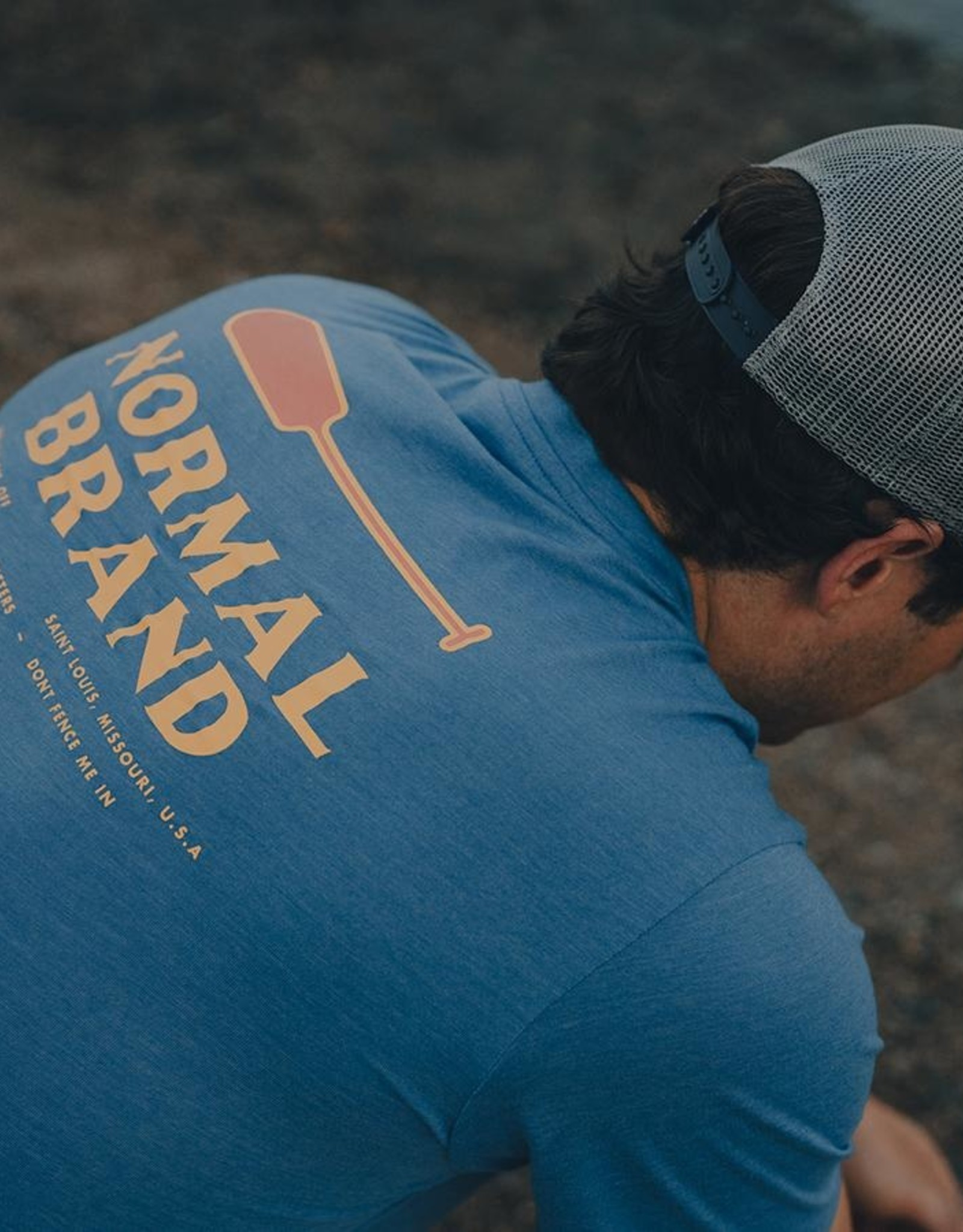 The Normal Brand SS Paddle T