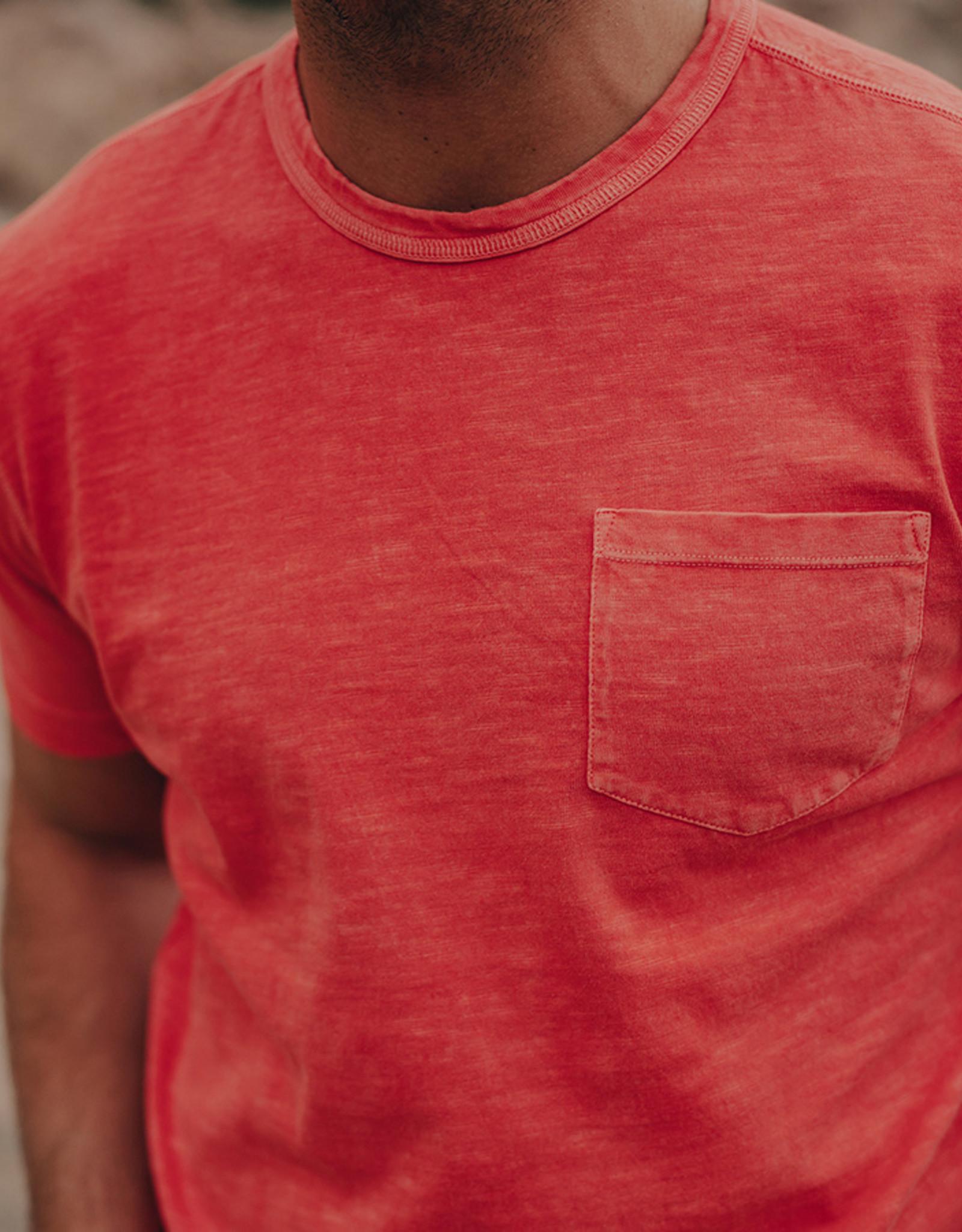 The Normal Brand Slub SS Pocket T