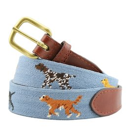 Smathers and Branson Dogs on Point (Steel Blue)