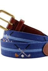 Smathers and Branson Crossed Clubs (Classic Navy)