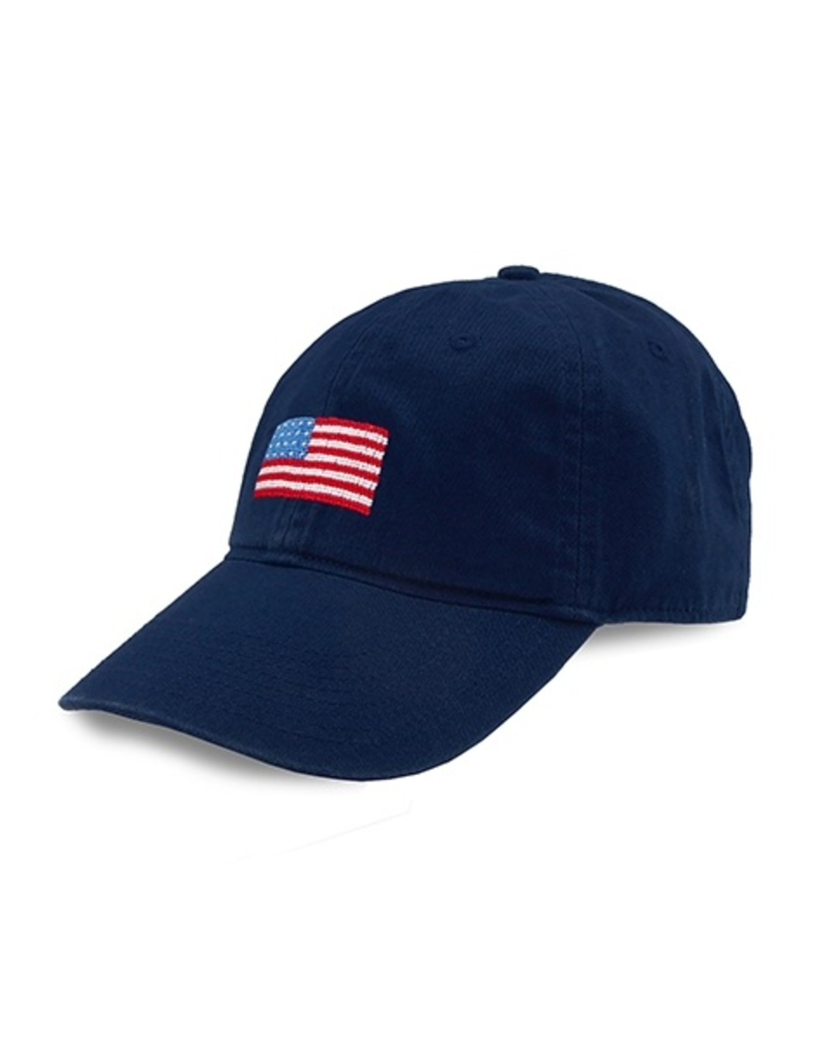 Smathers and Branson American Flag Hat (Navy)