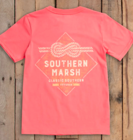 Southern Marsh Youth Branding Nautical Knot