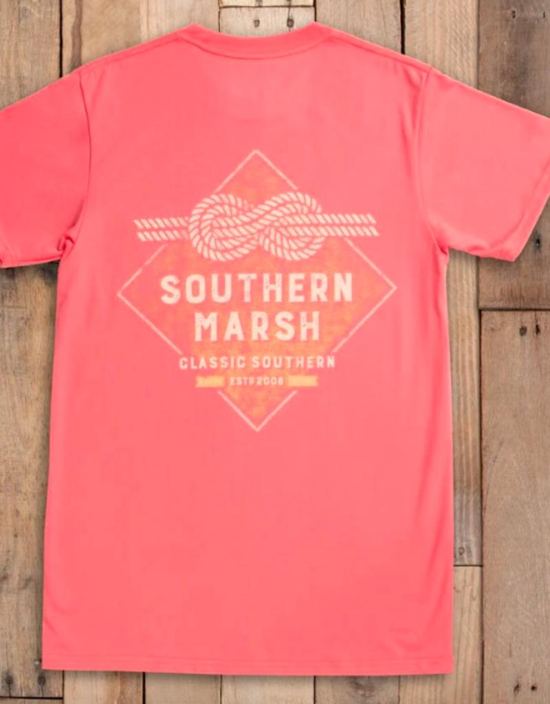 Southern Marsh Branding Nautical Knot