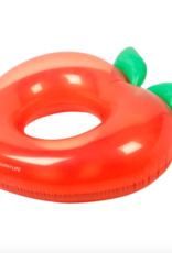 Sunny Life Luxe Pool Ring Peach