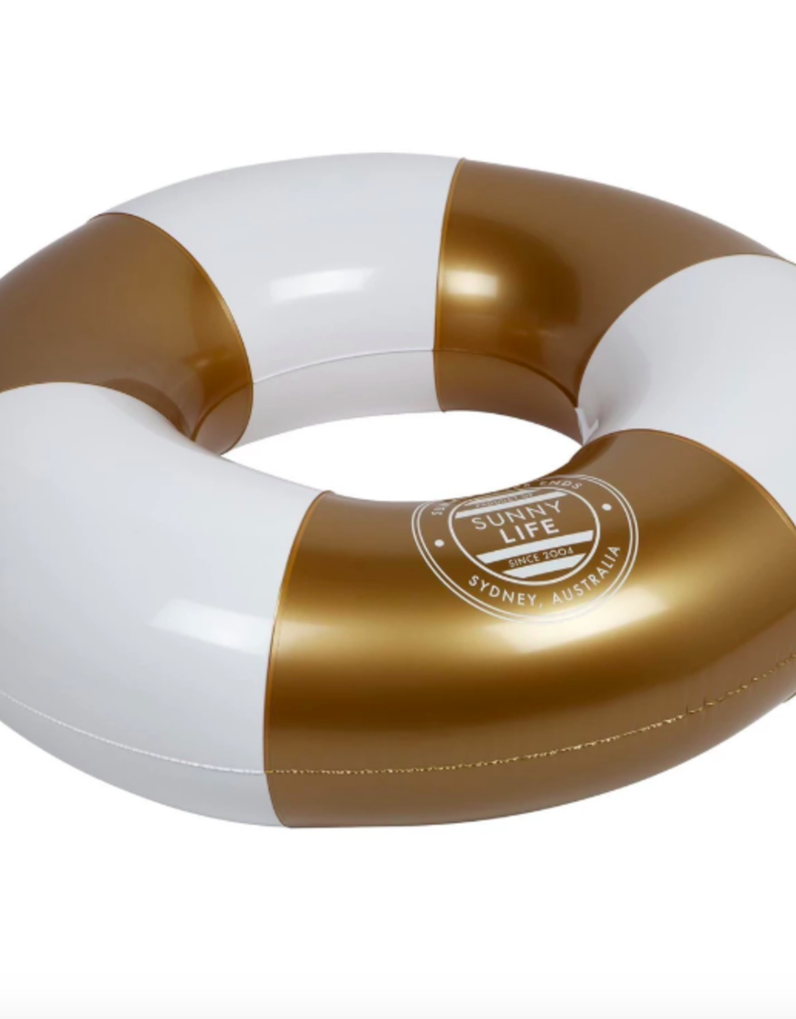 Sunny Life Pool Ring Gold