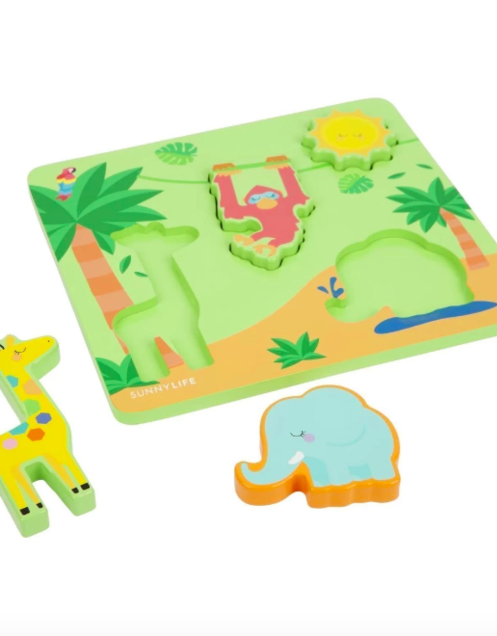 Sunny Life Puzzle Set Safari