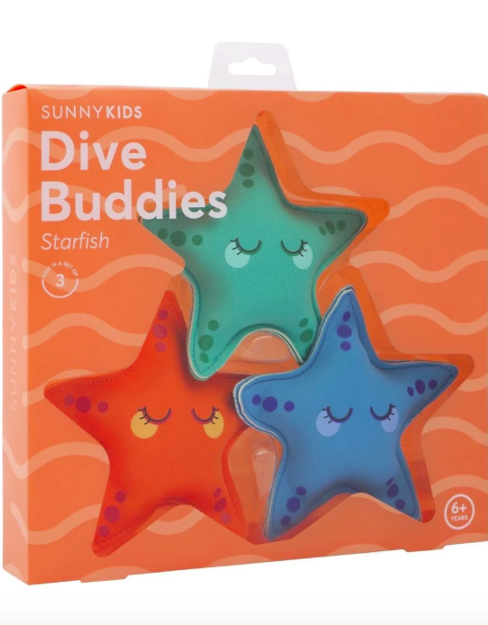 Sunny Life Starfish Dive Buddies
