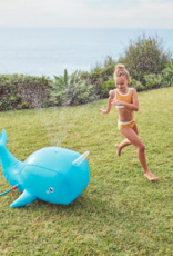 Sunny Life Inflatable Sprinkler Narwhal