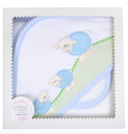 3 Marthas Hooded Towel