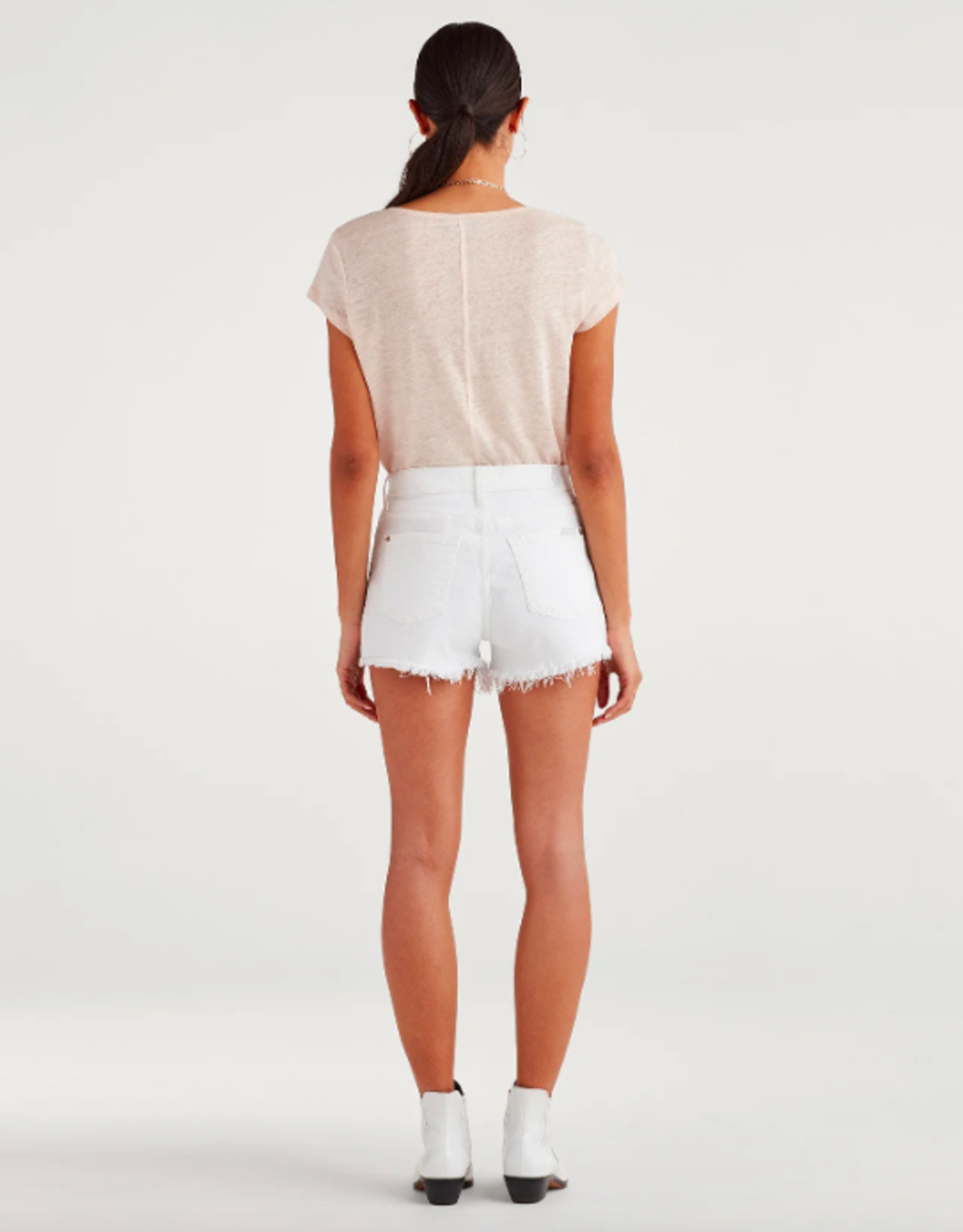 7 For All Mankind SHORT EXPBU