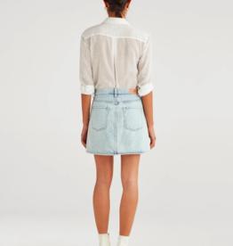7 For All Mankind Mini Skirt