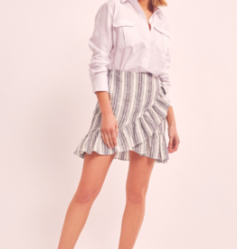 Australian Fashion Labels Guide Stripe Skirt