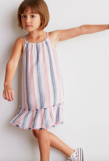 Bella Dahl Girls FRAY EDGE SUNDRESS
