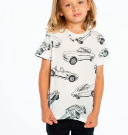 Chaser Cars Gauzy Cotton