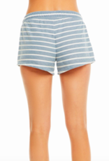 Chaser Stripe French Terry Shorts