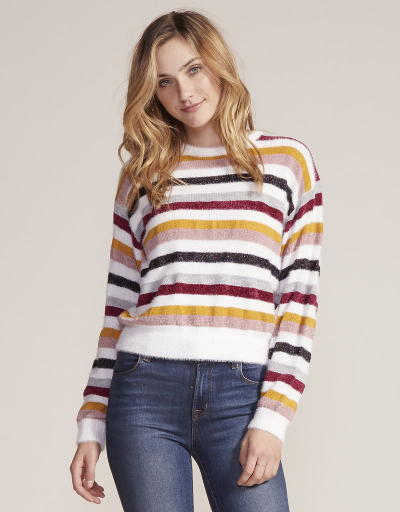 Cupcakes and Cashmere Rach Crewneck Sweater